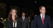 Prince William and Kate Middleton spend two year anniversary apart