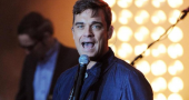 Robbie Williams discusses Take That future