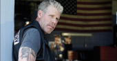 Ron Perlman reveals how he got his Frankie Go Boom role