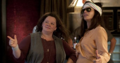 Sandra Bullock and Melissa McCarthy featured in a new clip from 'The Heat'