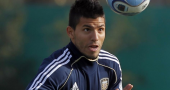 Sergio Aguero hints at Manchester City future