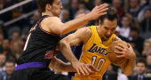 Steve Nash doesn't regret joining the Lakers