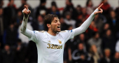 Swansea City beat Bradford to win League Cup