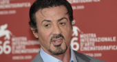 Sylvester Stallone says he still tries to do the big action sequences in his movie