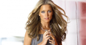Sylvie van der Vaart looks stunning in new lingerie shoot