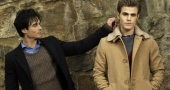 The Vampire Diaries Paul Wesley loves Ian Somerhalder