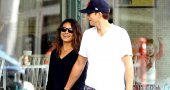 The ten hottest Hollywood couples including Mila Kunis and Ashton Kutcher