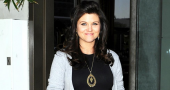Tiffani Thiessen less than pleased with Dennis Haskins reunion