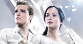Two new 'Catching Fire' posters revealed, see Katniss and Peeta on the Victory Tour
