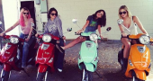 Vanessa Hudgens, Selena Gomez and Ashley Benson in 4 new Spring Breakers posters