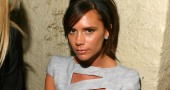 Victoria Beckham performs burlesque routine for David Beckham