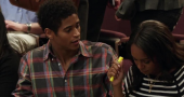 Alfred Enoch's talent earns him
