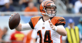 Andy Dalton ready to prove he is elite qb in Wk 5 vs. New England