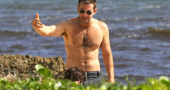 Bradley Cooper and Emma Stone prepare for new movie Aloha release