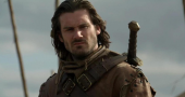 Clive Standen is both a star actor and defender of sea animals