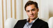 Ed Westwick returns to tv ready to shock fans and filmmakers in
