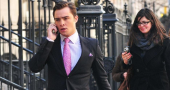 Ed Westwick's leading man development continues with