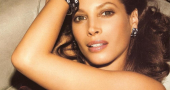 Former Calvin Klein model Christy Turlington showing both Inner and outer beauty