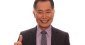 George Takei takes iconicism to the highest degree