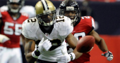 Has Father Time caught up with Marques Colston?