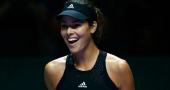 Is Ana Ivanovic in danger of losing her status as Adidas' female face of tennis?