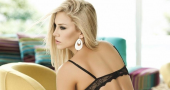 Lina Posada attracts fashion & film attention with racy 2015 lingerie photos