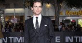 Matt Bomer impresses with weight loss for