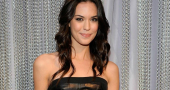 Odette Annable makes her Two and a Half Men debut