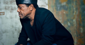 Ronnie Woods presents honour to Bobby Womack at the Royal Albert Hall