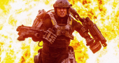 Tom Cruise and Emily Blunt in the new Edge of Tomorrow trailer