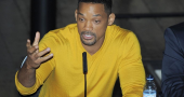 Will Smith excited to play Deadshot in Suicide Squad movie