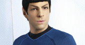 Zachary Quinto preparing to start shooting Star Trek 3