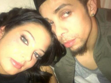 Dappy and Tulisa Contostavlos reunited