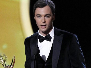 Jim Parsons: 'The Big Bang Theory changed my life'