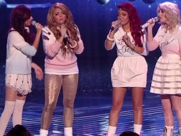 Little Mix to be themselves in bid to crack America