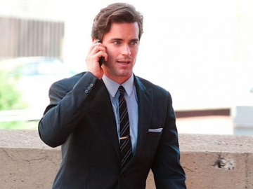 Matt Bomer and the curse of the Fifty Shades of Grey movie