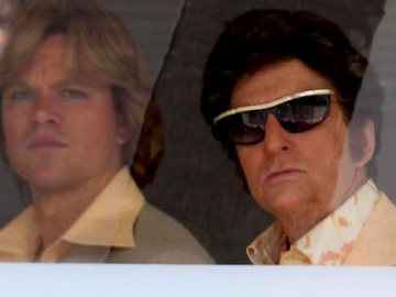 Matt Damon and Michael Douglas in new Behind the Candelabra trailer