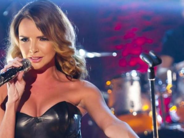 Nadine Coyle back recording solo material following Girls Aloud split