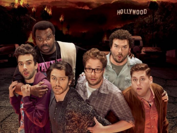 New 'This Is The End' clip features James Franco and Seth Rogen celebrating 4/20