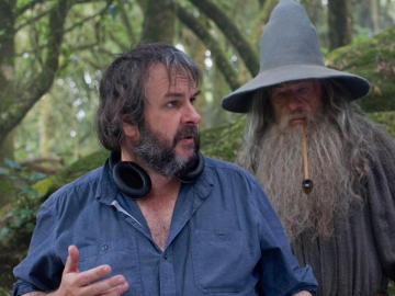 Peter Jackson's The Hobbit trilogy resumes production for the final time