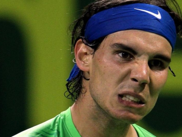 Rafael Nadal wins Mexican Open Final