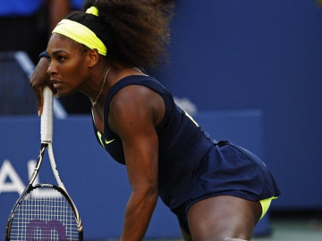 Serena Williams through to the Quarter Finals at Italian Open