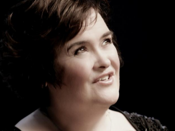 Susan Boyle did not accept success