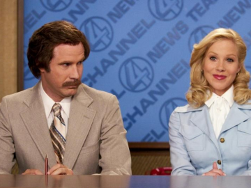 Teaser Trailer for 'Anchorman: The Legend Continues'
