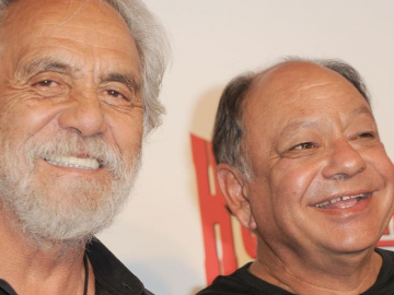 Tommy Chong says legalising marijuana could save the World