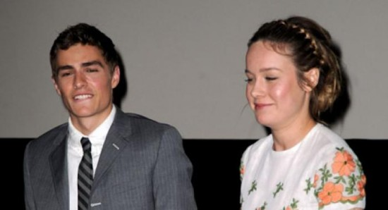 Brie Larson and dave franco