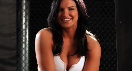 Gina Carano Kicks Ass In New Movie Extraction News Fans Share