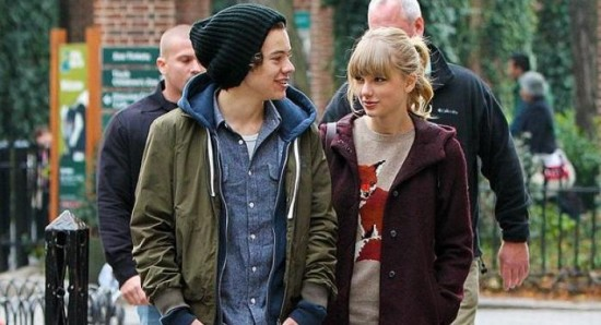 Harry Styles To Write One Direction Song About Taylor Swift News Fans Share