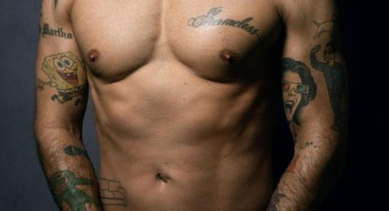 Marc jacobs tattoos accept. The