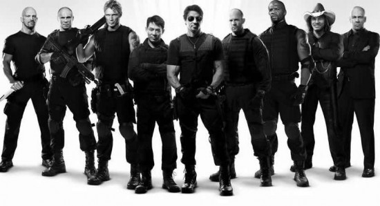 cast for The Expendables 3 Expendables 3 Cast
